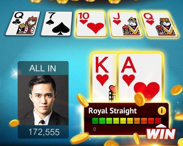 Ini Fitur Serunya Judi Luxy Poker-Online Texas Holdem